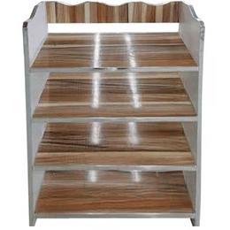 Zapatero de madera 4 niveles