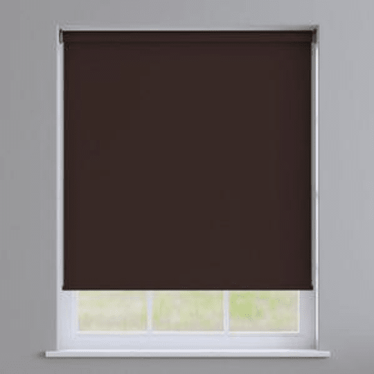 Cortina Roller Black Out 130cm x 250cm