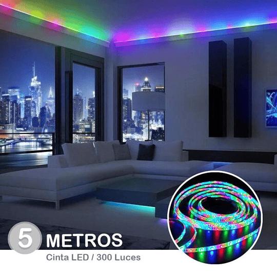 Cinta Led 5 Metros Control