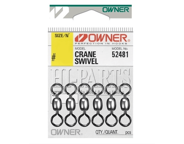 Girador Owner - Crane Swivel