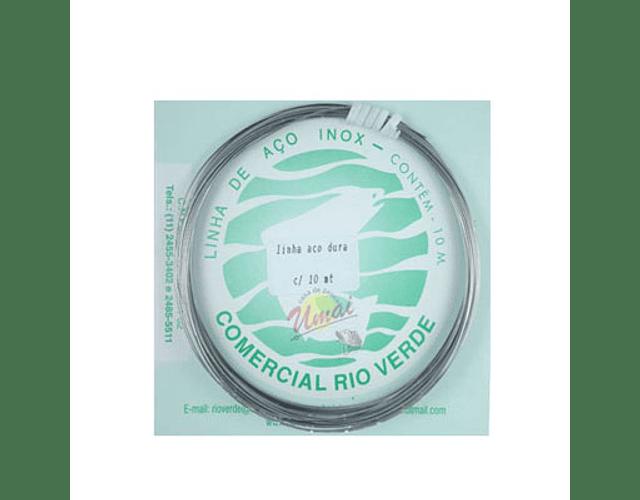Fio de Aço Rígido - Rio verde