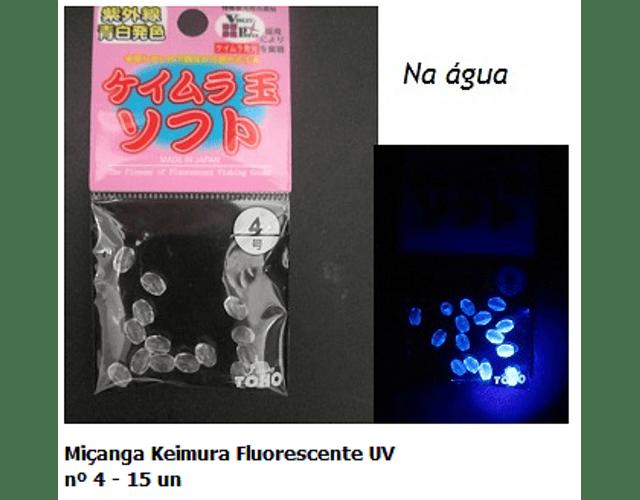 Miçanga UV Toho - Maripesca