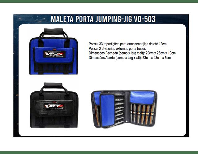 Maleta Porta Jumping Jig VD 503 - VFox