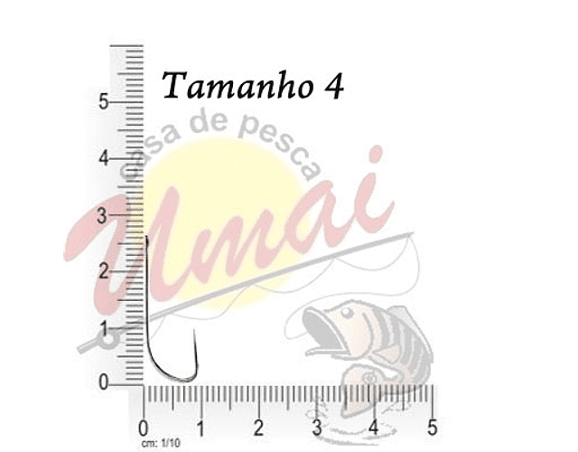 Anzol Maruto - Crystal 260H