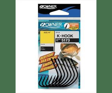 Anzol Owner - K-Hook