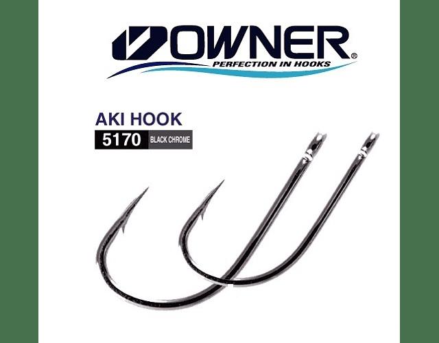 Anzol Owner - Aki Hook Cutting Point