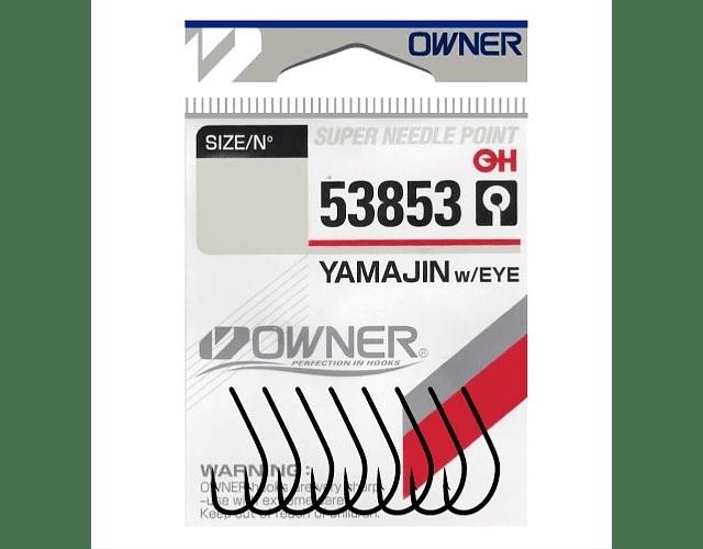 Anzol Owner - Yamajin