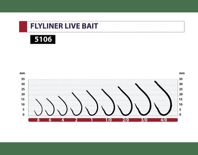 Anzol Owner - Flyliner Live Bait