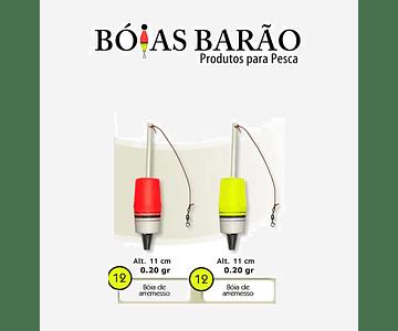 Boia de Arremesso Barão - N°12