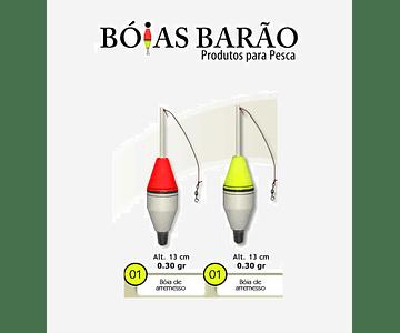 Boia de Arremesso Barão - N°01