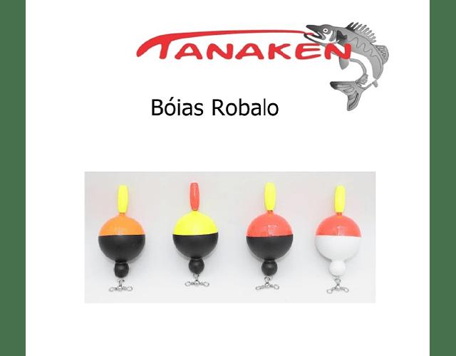 Bóia de Plástico Tanaken para Robalo - C/ Sinalizador