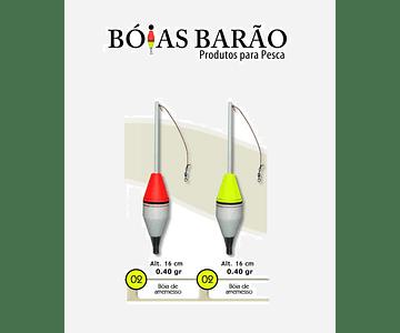 Boia de Arremesso Barão - N°02