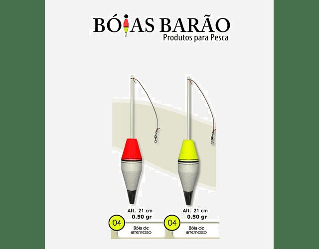 Boia de Arremesso Barão - N°04