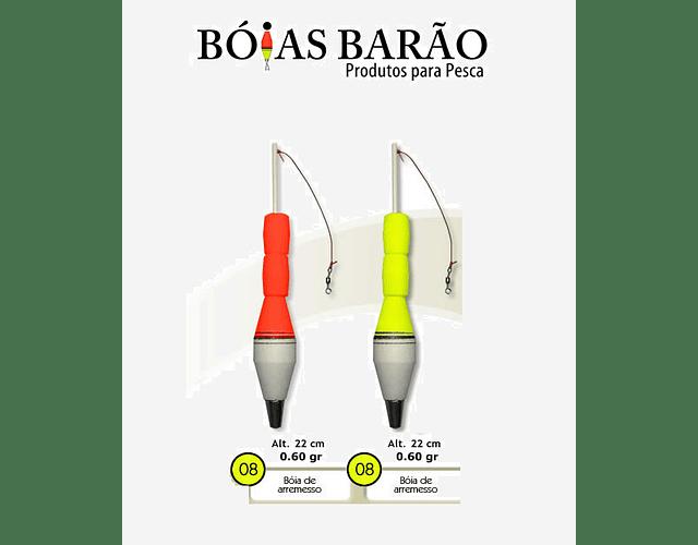 Boia de Arremesso Barão - N°08