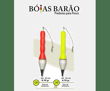 Boia de Arremesso Barão - N°09