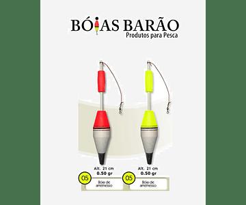 Boia de Arremesso Barão - N°05