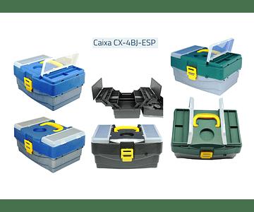 Caixa para Pesca HI - CX 4BJ - ESP