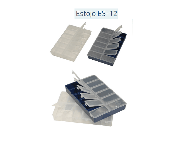 Estojo HI - ES 12