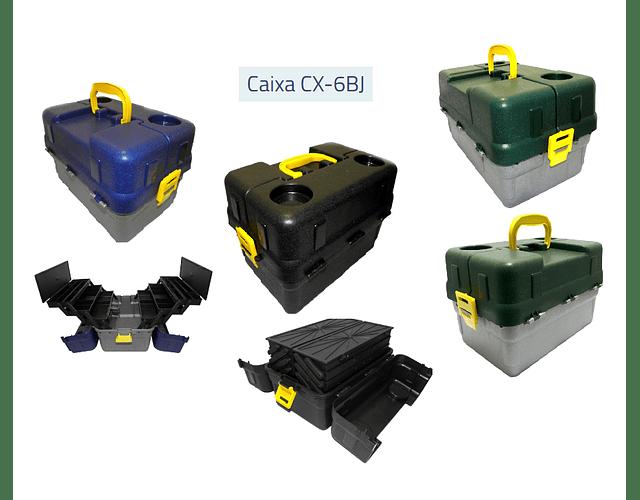 Caixa para Pesca HI - CX 6BJ