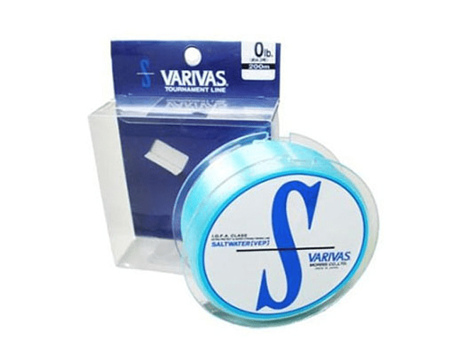 Linha Varivas - Salwater(VEP)