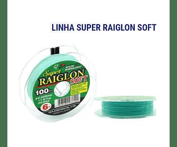 Linha Marine Sports - Super Raiglon Soft