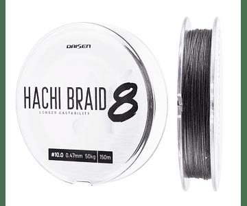 Linha de Multifilamento Daisen - Hachi Braid 8x