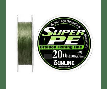 Linha de Multifilamento Sunline - Super PE
