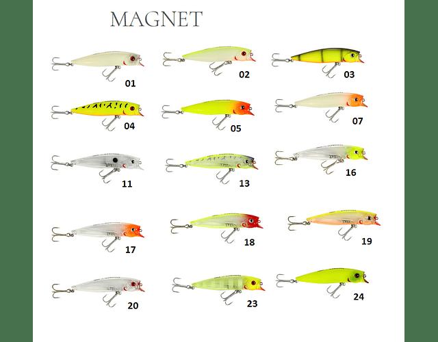 Isca Artificial Lori - Magnet 75