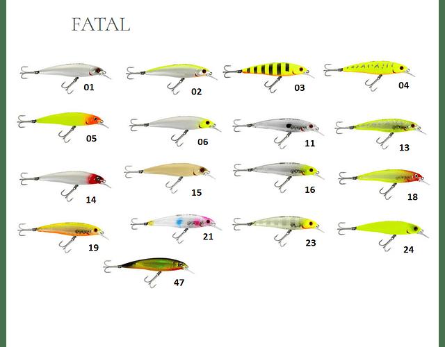 Isca Artificial Lori - Fatal 75