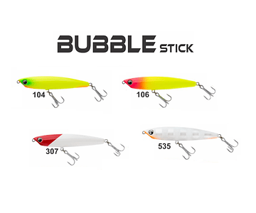 Isca Artificial OCL Lures - Bubble Stick