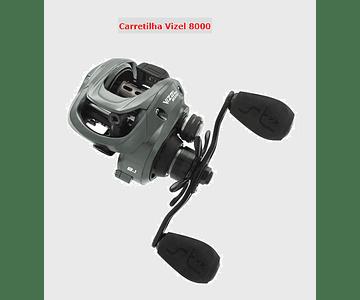 Carretilha Saint Plus - Vizel 8000