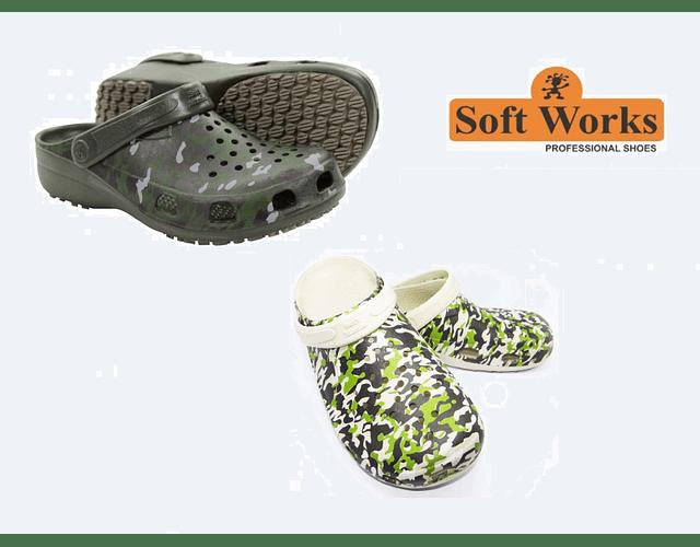Calçado Soft Works - Babuch