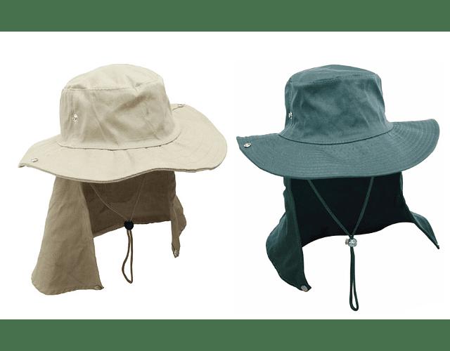 Chapéu com Proteção - Jogá