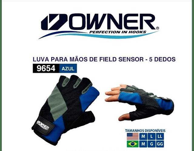 Luva para mãos de Field Sensor - owner