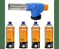 Cartucho de Gás para Fogareiro e Maçaricos NTK  - Campgás