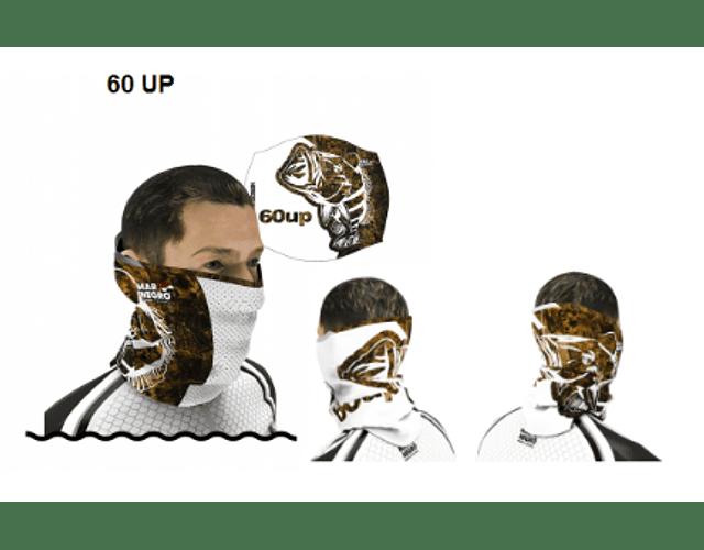 Máscara de Proteção Mar Negro - Buff