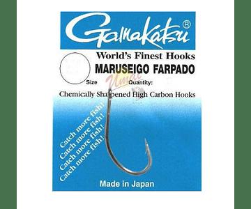 Anzol Gamakatsu - Maruseigo Farpado