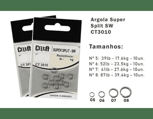 Argola Super Split SW - Celta