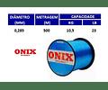Linha Fastline Onix - Invisible