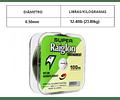 Linha Marine Sports Super Raiglon Tournament - Verde