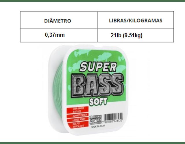 Linha Marine Sports - Super Bass Soft