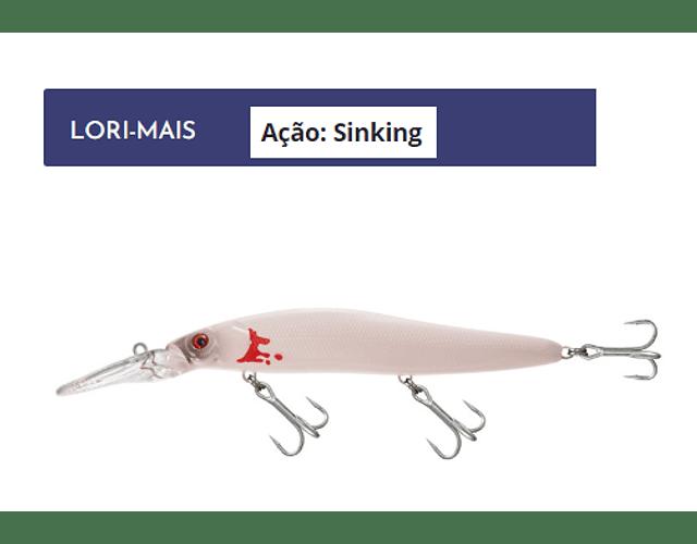 Isca Artificial Lori - Mais