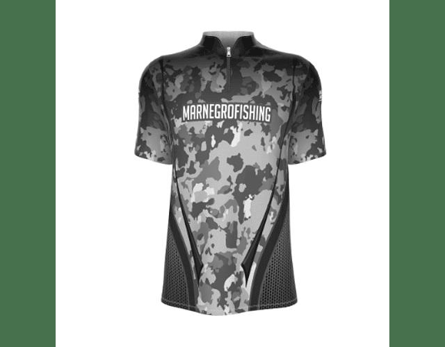 Camiseta Mar Negro Manga Curta Masc 2020 - Clean Camuflado