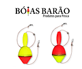 Bóia Barão - Carpa Inteligente N°43