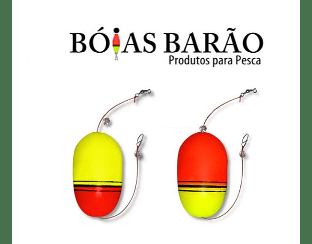 Bóia Barão - Carpa Ovo N°307