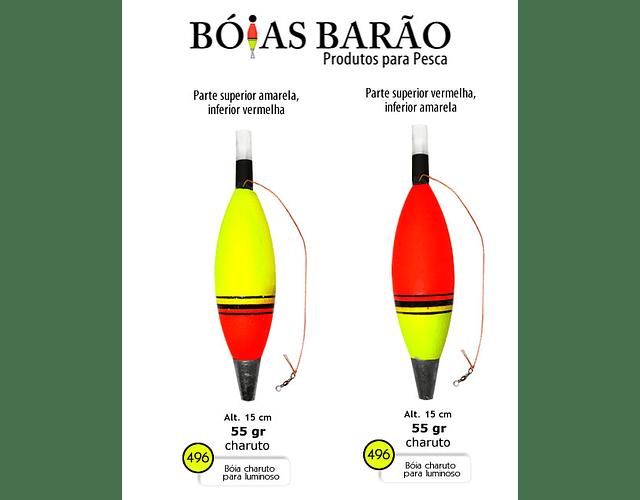 Bóia de Arremesso Barão - Luz Química N°496