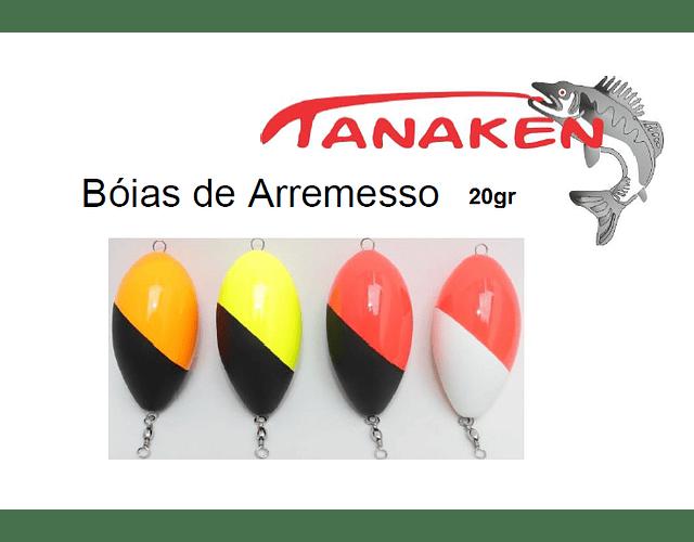 Bóia de Arremesso Tanaken - C/Girador