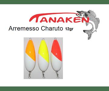 Bóia de Arremesso Tanaken Tipo Charuto - C/Girador