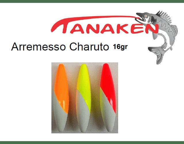 Bóia de Arremesso Tanaken Tipo Charuto - S/Girador