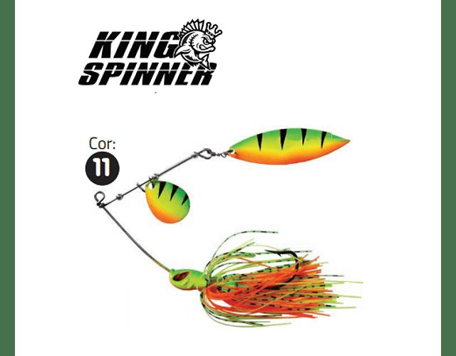 Isca Artificial Yara - King Spinner